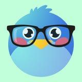 Bird avatar Stock Photo