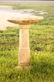 Bird Bath Royalty Free Stock Photography
