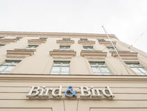 Bird&Bird Munich Obrazy Stock