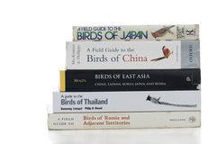 Bird Book for Far East Asia Stock Photos