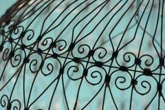 Bird cage detail Stock Photos