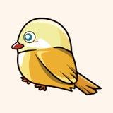 Bird cartoon theme elements vector,eps Royalty Free Stock Photo