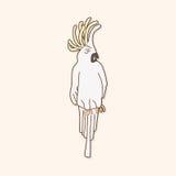 Bird cartoon theme elements vector,eps Royalty Free Stock Images