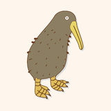 Bird cartoon theme elements vector,eps. Vector illustration file Stock Photo