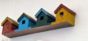 Bird community Stock Image