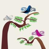 Bird concept Stock Image