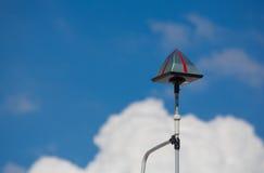 Bird Control Device Stock Photo
