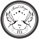 Bird Day - May 4 Royalty Free Stock Images