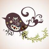 Bird design Royalty Free Stock Image
