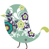 Bird design Royalty Free Stock Images
