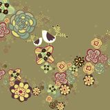 Bird design Stock Image