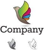 Bird design element Stock Photography