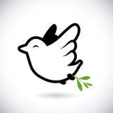 Bird design Stock Photography