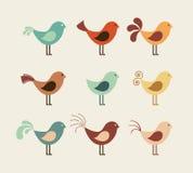 Bird design Stock Photo