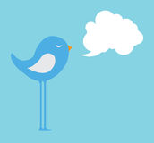 Bird design Stock Images