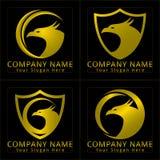 Bird Eagle Logo Royalty Free Stock Photos