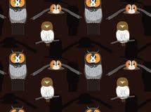 Bird Europe Owl Wallpaper Stock Images