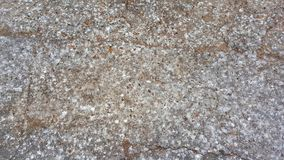 Bird feces many on the cement floor. Sloppy with a white look is a work of art. abstract background royalty free stock images