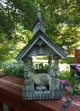 Bird Feeder Decoration Royalty Free Stock Images