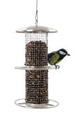 Bird feeder Stock Photos