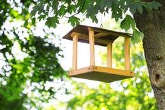 Bird feeder trees Royalty Free Stock Photos