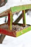 Bird feeders Stock Image