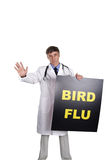 Bird flu Stock Photography