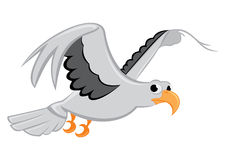 Bird flying Royalty Free Stock Photography