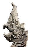 Bird head statues. Royalty Free Stock Photography