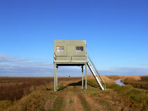 Bird Hide Stock Image