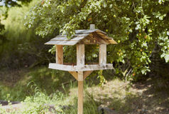 Bird house Stock Photos
