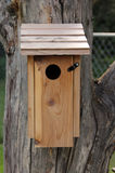Bird House. Located in Green Bay, WI stock images