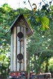 Bird house Royalty Free Stock Photos
