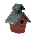 Bird house ornament stock photos