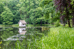 Bird house, Spreewald, Germany Stock Image