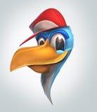 Bird Icon Royalty Free Stock Image