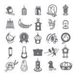 Bird icon set for pet shop 2. Bird icon vector for design vector illustration