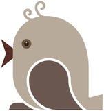 Bird icon Stock Photography