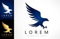 Bird logo vector. Bird logo design vector illustration Royalty Free Stock Photos