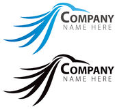 Bird Logo stock illustration
