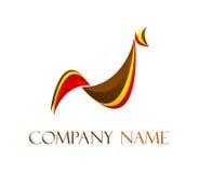 Bird logo vector Stock Photography