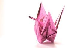 Bird paper fold Royalty Free Stock Photography