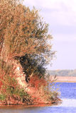Bird reserve in southern Poland Royalty Free Stock Photography