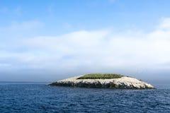 Bird Rock Catalina Island Royalty Free Stock Images