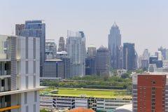Bird's eye view of Bangkok Stock Photos