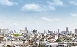 Bird's eye view bangkok thailand Stock Images