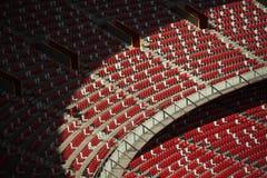 Bird's Nest Stadium internal Stock Photography