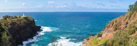 Bird Sanctuary At Kilauea Lighthouse Stock Photography