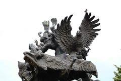Bird sculpture Royalty Free Stock Photo