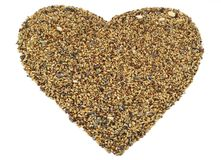 Bird seed Royalty Free Stock Photos